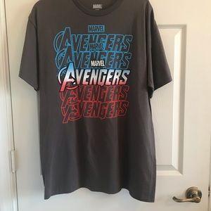 BNWOT Marvel Avengers Tee Shirt